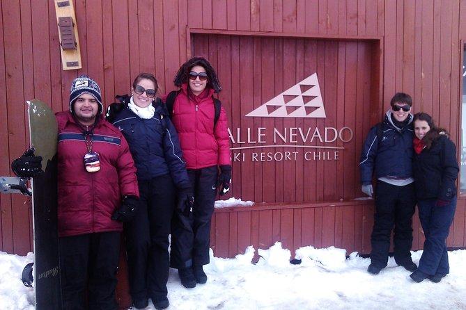 Snowday Farellones-Valle Nevado