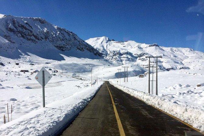 Ski day Valle Nevado transport
