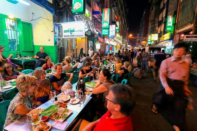 Yangon by Night: Burmese Market Tour