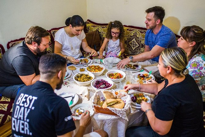 Marrakech: 3 Hour Evening Home Cooked Tour by a local Marrakech family