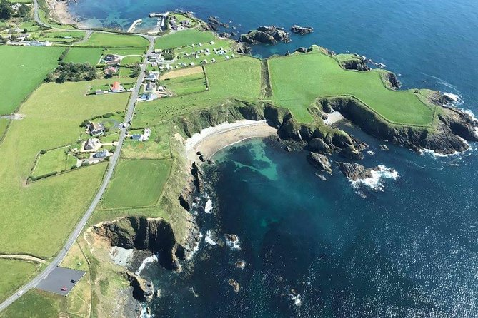 Copper Coast Helicopter Tour
