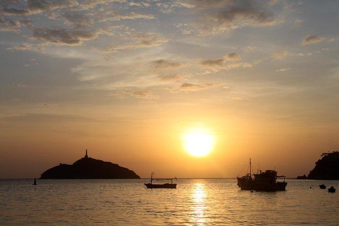 Private transfer from Cartagena to Santa Marta