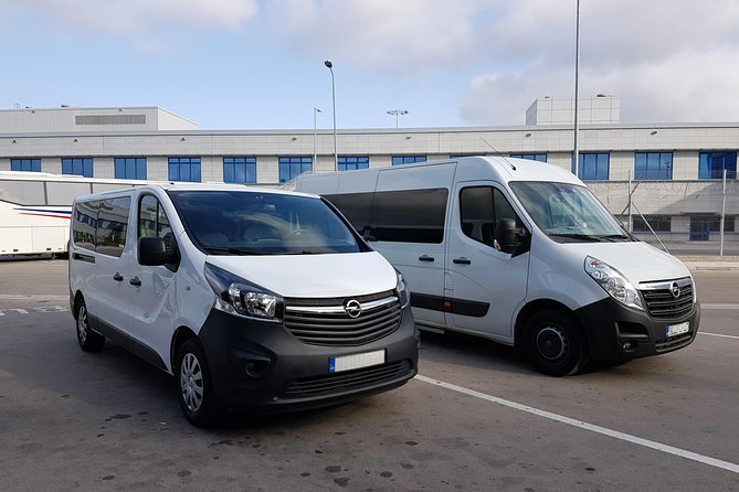 Lefkas Marina, Lefkada, Preveza, Agrinio, VAN, BUS Private Transfer from Athens