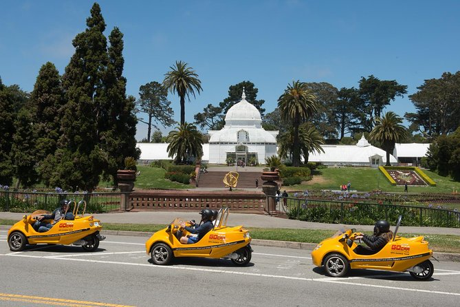 Viator Exclusive: End with Wine Tasting after an All-Day GoCar Adventure