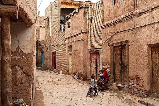 3-Day Unlimited Culture Tour of Urumqi, Turpan and Kashgar by Air