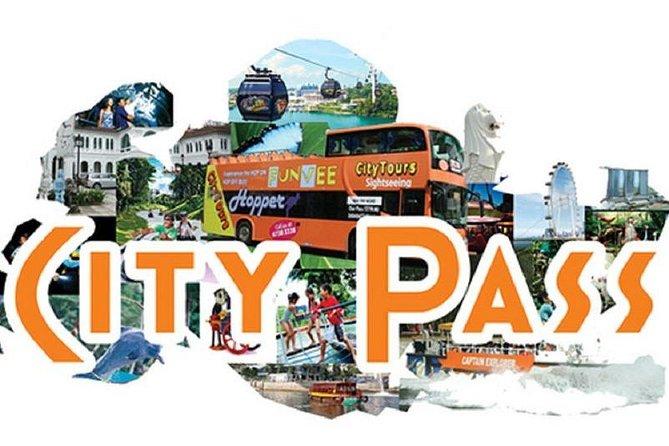 Singapore City and Sentosa Pass