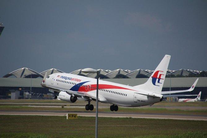 Budget Kuala Lumpur Airport Transfer-Departure