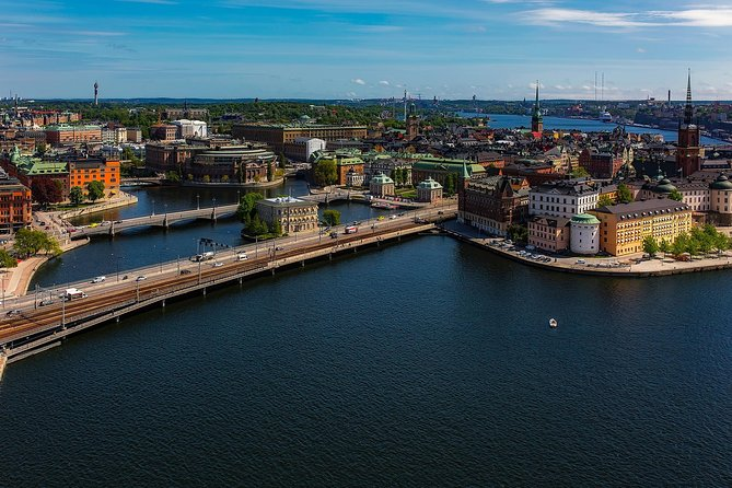 Airport Round-Trip Transfer Stockholm Skavsta Airport to Stockholm City and back