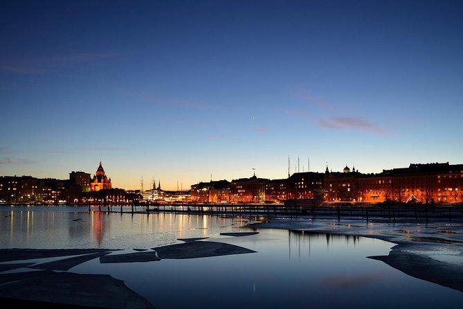 Private Departure Transfer from Helsinki City to Helsinki Vantaa Airport