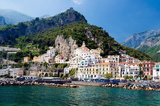 private transfer Naples - Amalfi Coast or vice versa