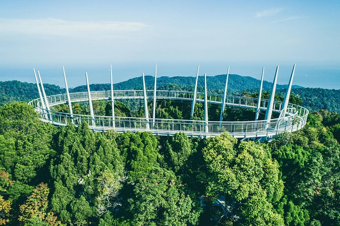 Private Penang Hill Habitat Nature Walk with Lunch