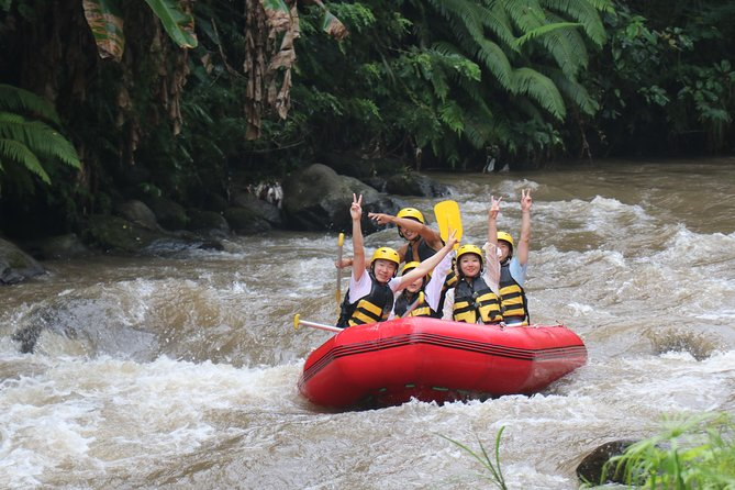 Bali White Water Rafting All Inclusive With Transportation and Lunch photo 39