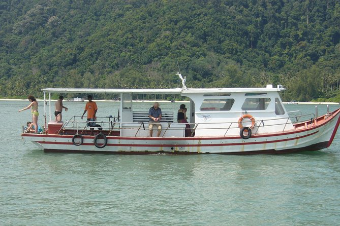 Monkey Beach Excursion with BBQ Lunch from Penang