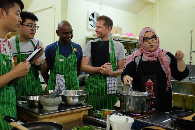 Visite privée de cuisine malaisienne avec déjeuner de Penang