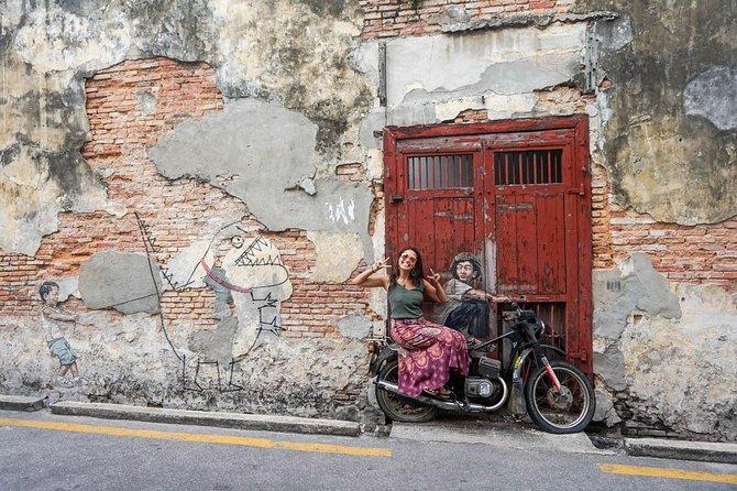 Penang City Private Half Day Tour With Khoo Kongsi & Kek Lok Si