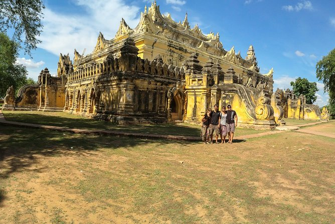 The Ancient Capitals of Myanmar photo 7