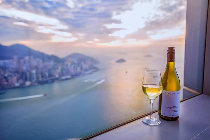 sky100 Wine Package at Café 100 by The Ritz-Carlton, Hong Kong