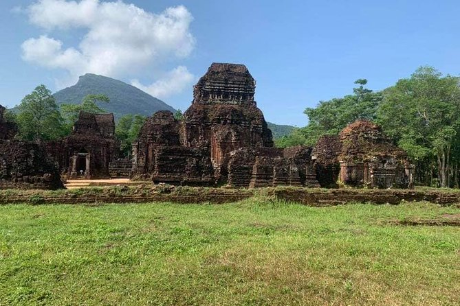 MY SON HOLYLAND & HOI AN CITY Private Tour ( 2 UNESSCO WORLD HERITAGE SITES )