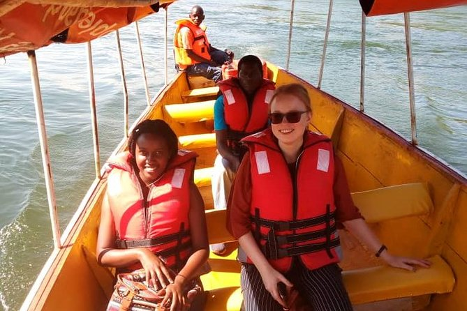 1-Day Jinja Sightseeing Trip with Source of the Nile Boat Cruise