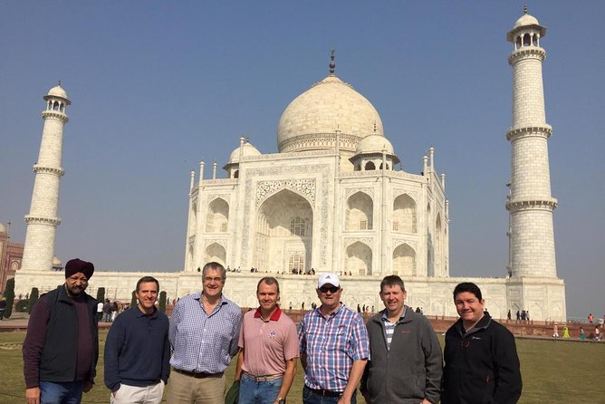 Agra Day Tour From New Delhi(By Car)