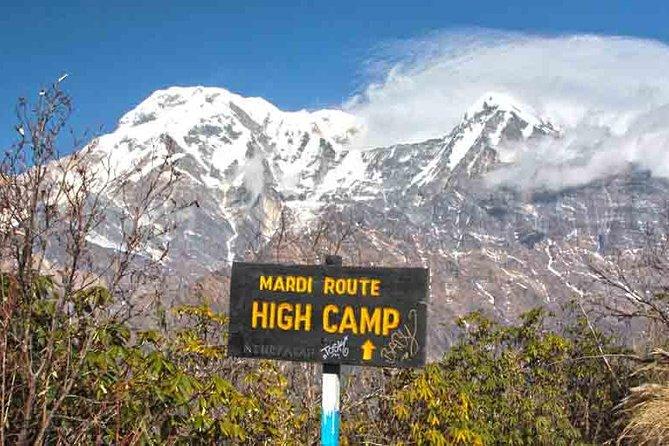 Mardi Himal Trek 6 days