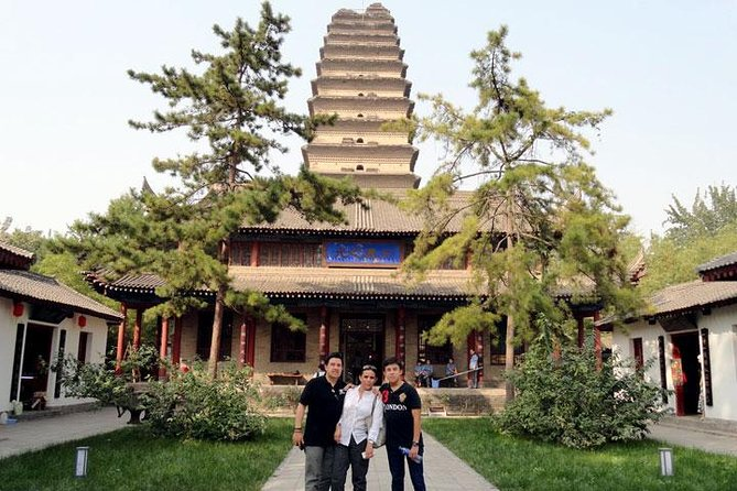 Mini Group Xian Day Tour to Terracotta Army & City Wall, Max 9 Guests, No Shops photo 7