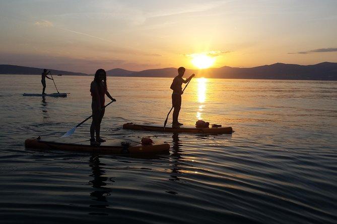 Sunset Stand Up Paddle Tour en Split