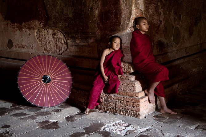 Ava, Sagaing, Amarapura and Mingun Full-Day Tour From Mandalay By Private Car