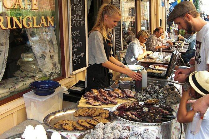 Tour gastronómico privado de Estocolmo con un local: las delicias más sabrosas 100% personalizadas