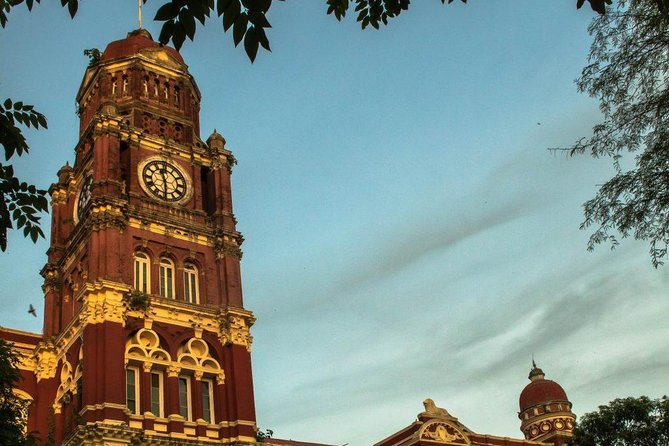 Private Full-Day Yangon City Tour and Circular Train Ride