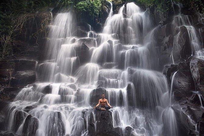 Amazing Day-Tour: The Beauty of Bali Waterfall Trip