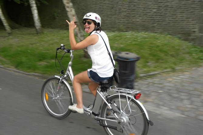 Ebike Prague Tour
