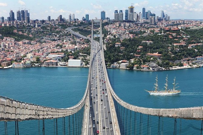 Istanbul Two Continents Half-Day Tour photo 3