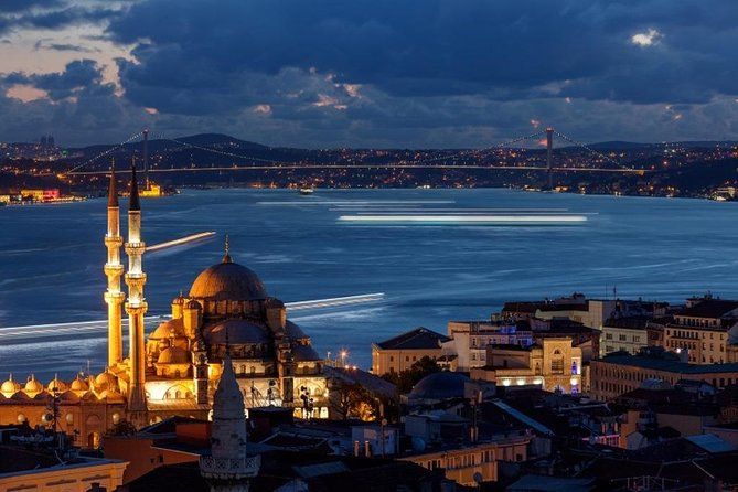 Istanbul Two Continents Half-Day Tour photo 8