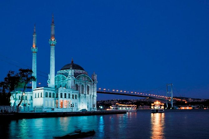 Istanbul Two Continents Half-Day Tour photo 7