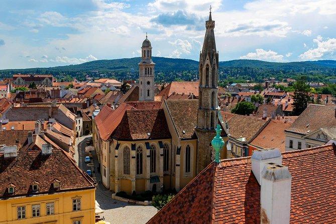 Vienna-Budapest One-Way Sightseeing Transfer