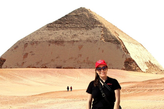 Half Day Tour Adventure for the Pyramids sphinx 45 Minutes camel Ride photo 4