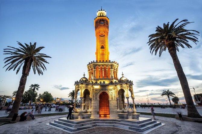 Izmir Shore Excursion: Small-Group Half Day Sightseeing Tour in Izmir