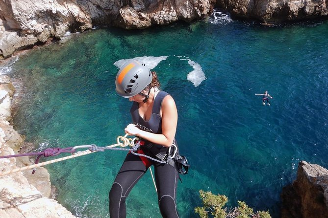 Try adventure, try coasteering - South-west coast