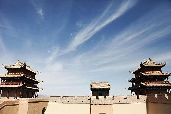 Private Tour 4-Day to Dunhuang and Jiayuguan from Beijing by Flight