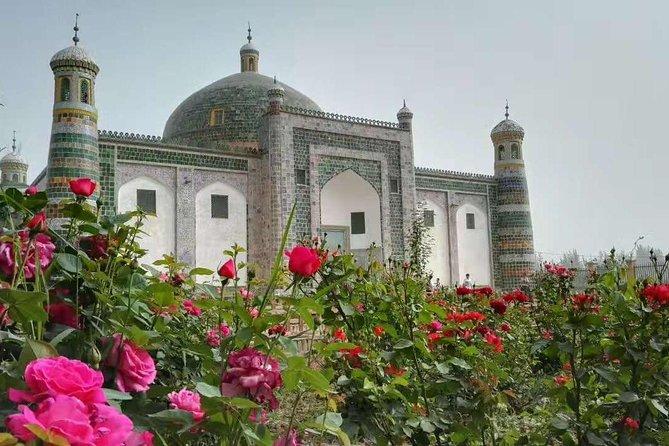 7-Day Silk Road Tour from Kashgar to Dunhuang, Jiayuguan