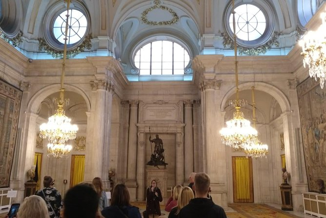 Prado Museum and Royal Palace of Madrid Tour with Skip the Line Entrance photo 9