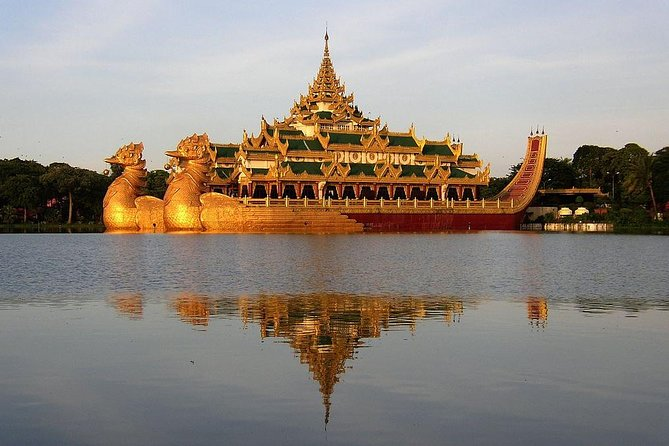 Full Day Yangon Tour