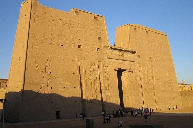 Enjoy Full Day Tour to Aswan Philae Temple,High Dam,Unfinished Obelisk by Train