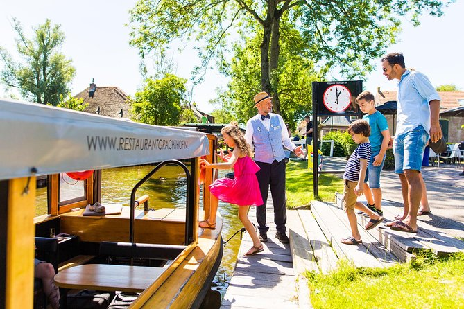 Giethoorn & Enclosing Dike Full-Day Tour from Amsterdam photo 8
