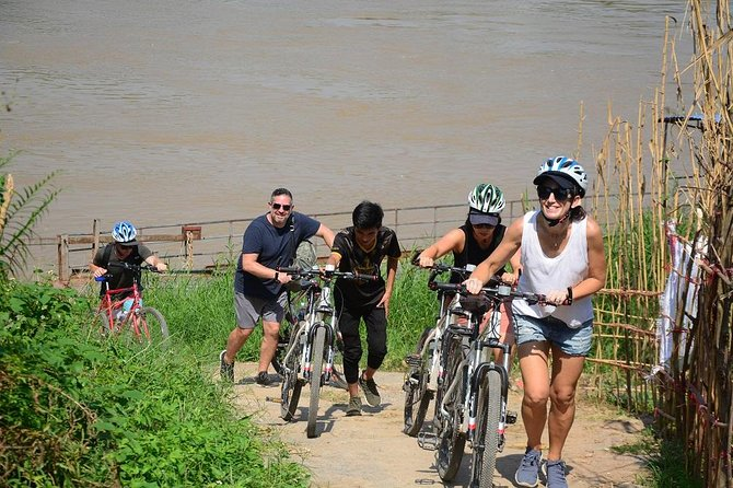 Full-Day Bicycle Tours in Hanoi Countryside