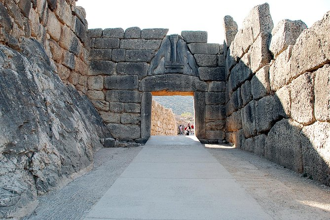 Ancient Corinth and Mycenae Private tour from Corinth