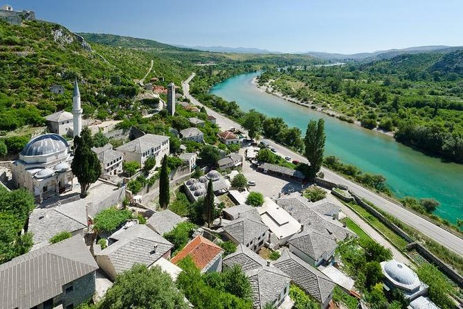 2-Night Private tour to Mostar and Kravice Waterfalls from Dubrovnik or Split