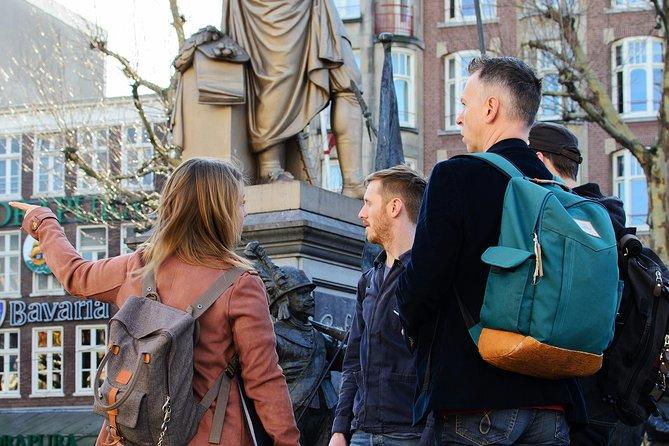 Amsterdam: World War II and Jewish Quarter Tour