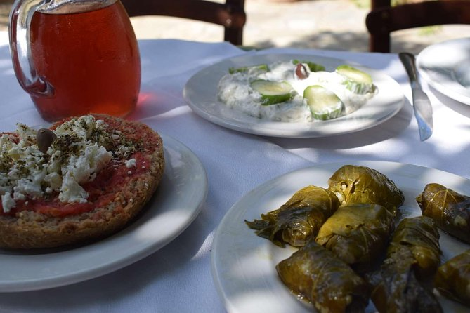 Heraklion Private Cretan Cooking Class at a Traditional Village